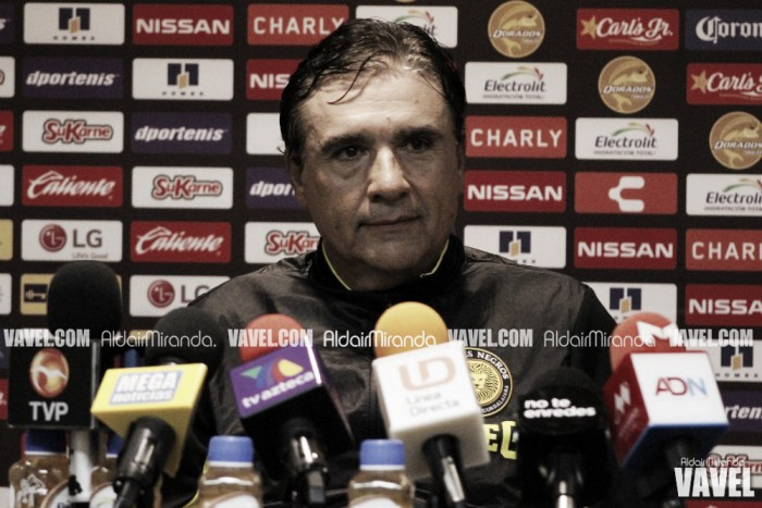 """Jorge Dávalos:""""Nos está costando el precio de la novatez"""""""