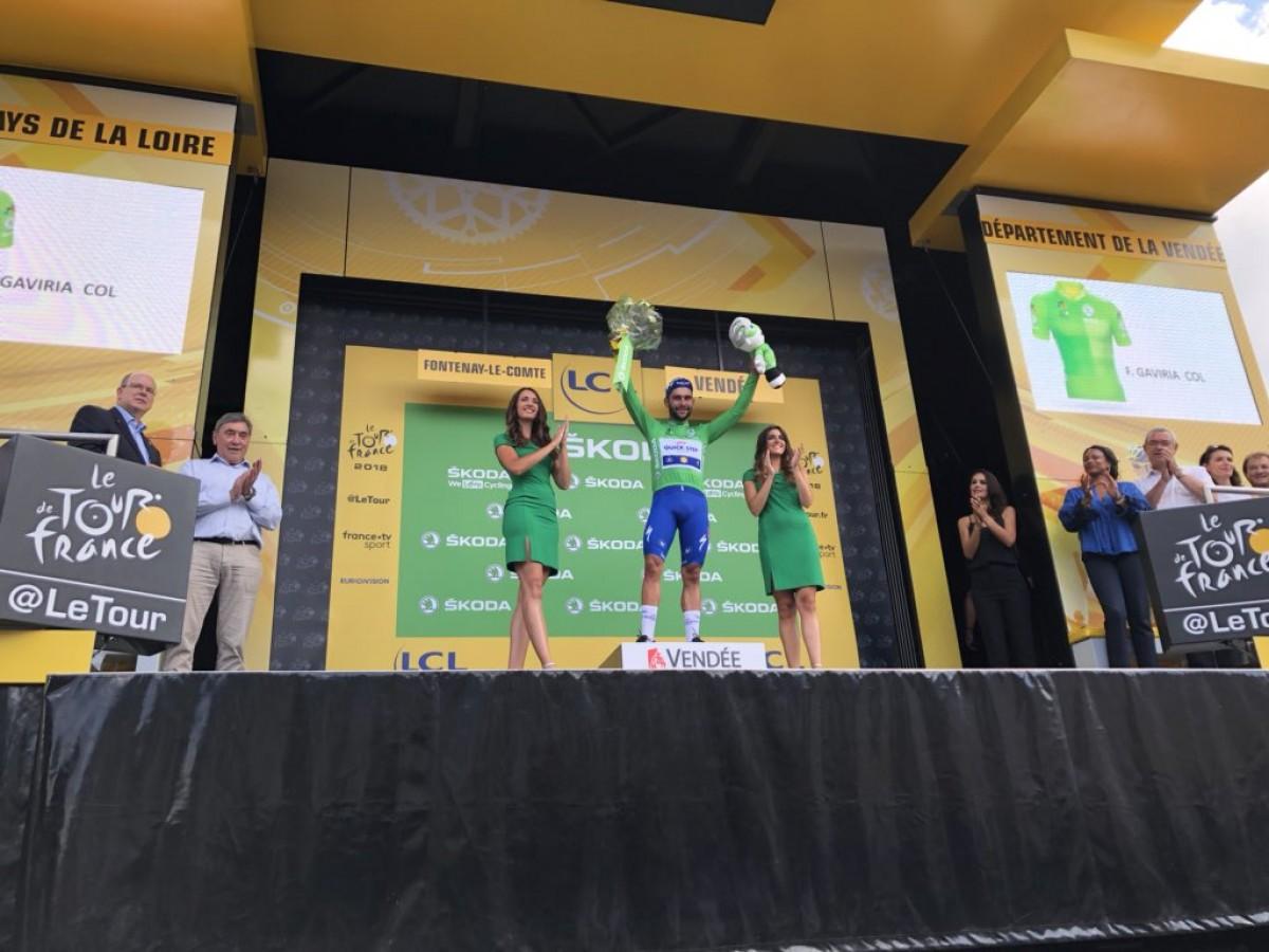 Tour de France 2018, prima tappa: acuto di Gaviria, in ritardo Froome, Quintana e Porte