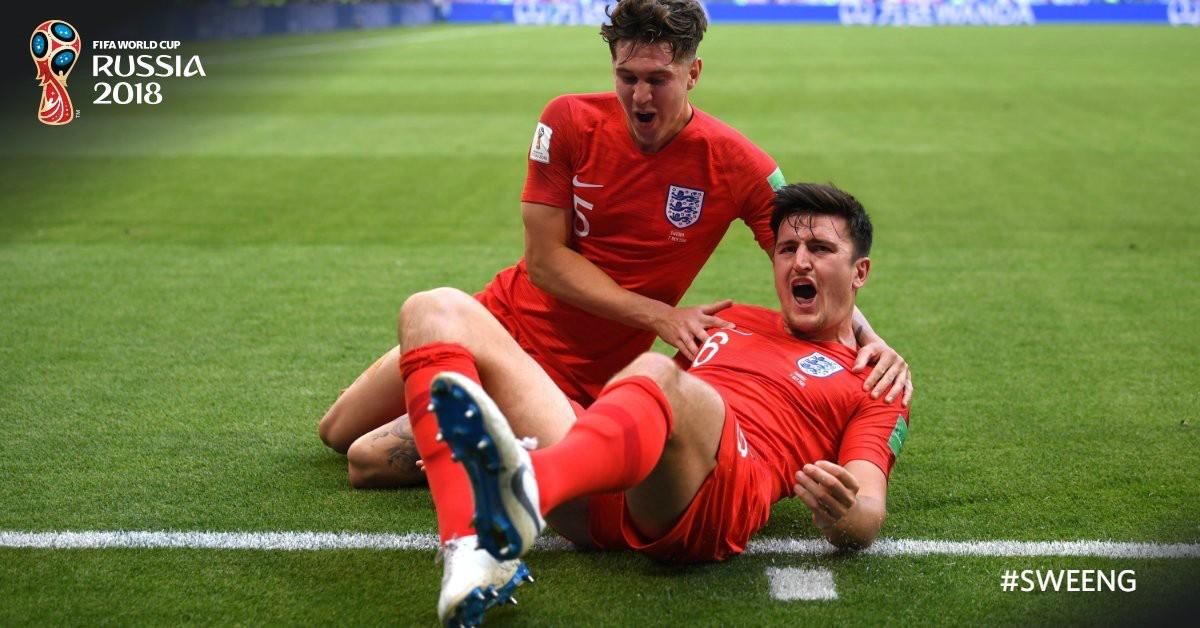 Russia 2018 - L'Inghilterra non frena la corsa e va in semifinale dopo 28 anni: Svezia battuta 0-2