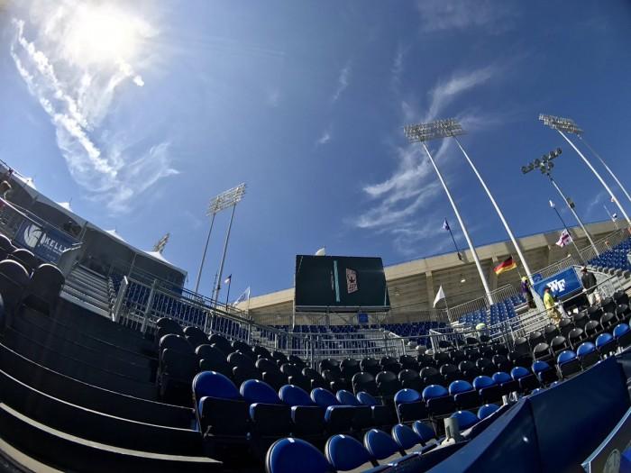Thomas Fabbiano esce al primo turno contro Kyle Edmund — ATP Winston-Salem