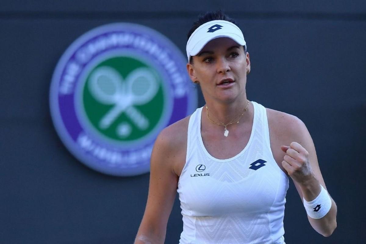 Le dodici fatiche di Maga Aga, Radwanska al secondo turno a Wimbledon