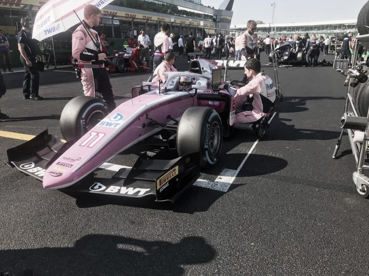 Victoria de Günther. Russel y Norris dieron emoción a la carrera
