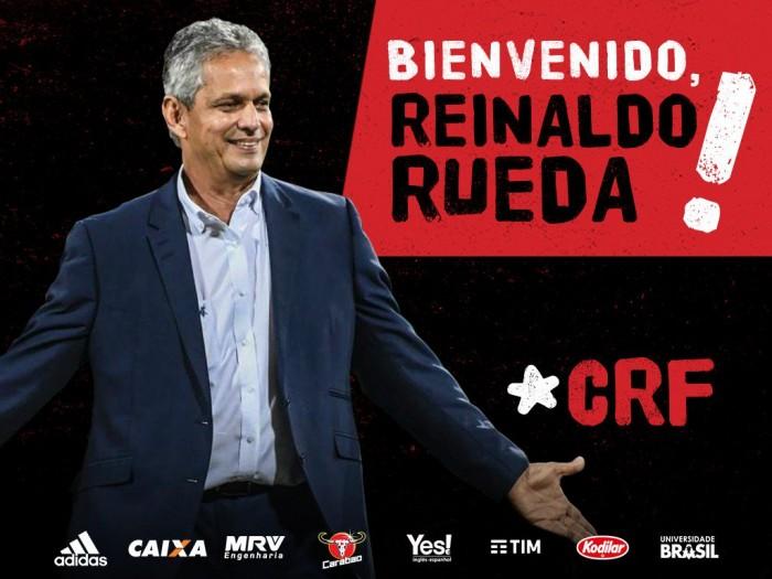 Flamengo confirma rumores e anuncia colombiano Reinaldo Rueda para lugar de Zé Ricardo