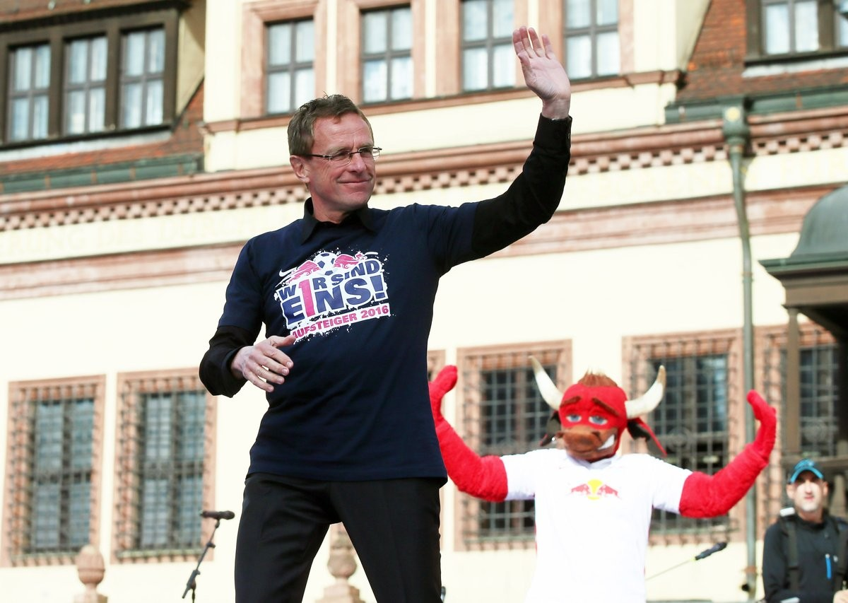 Ralf Rangnick to coach RB Leipzig in upcoming season