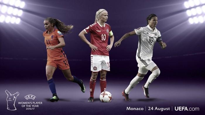 Anunciadas as candidatas a melhor jogadora da última temporada europeia