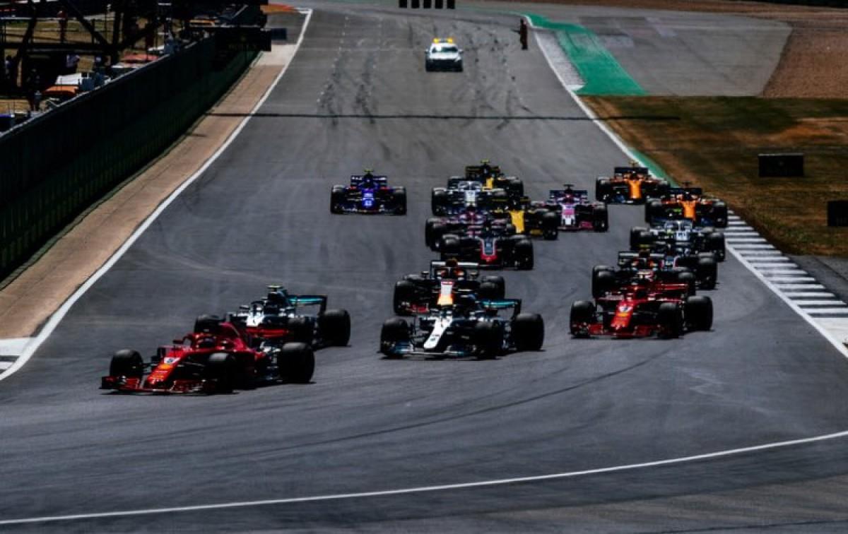 Formula 1 - La presentazione del Gran Premio di Germania