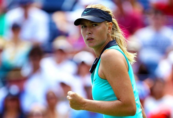 Tennis, US Open: c'è la wild card per la Sharapova!