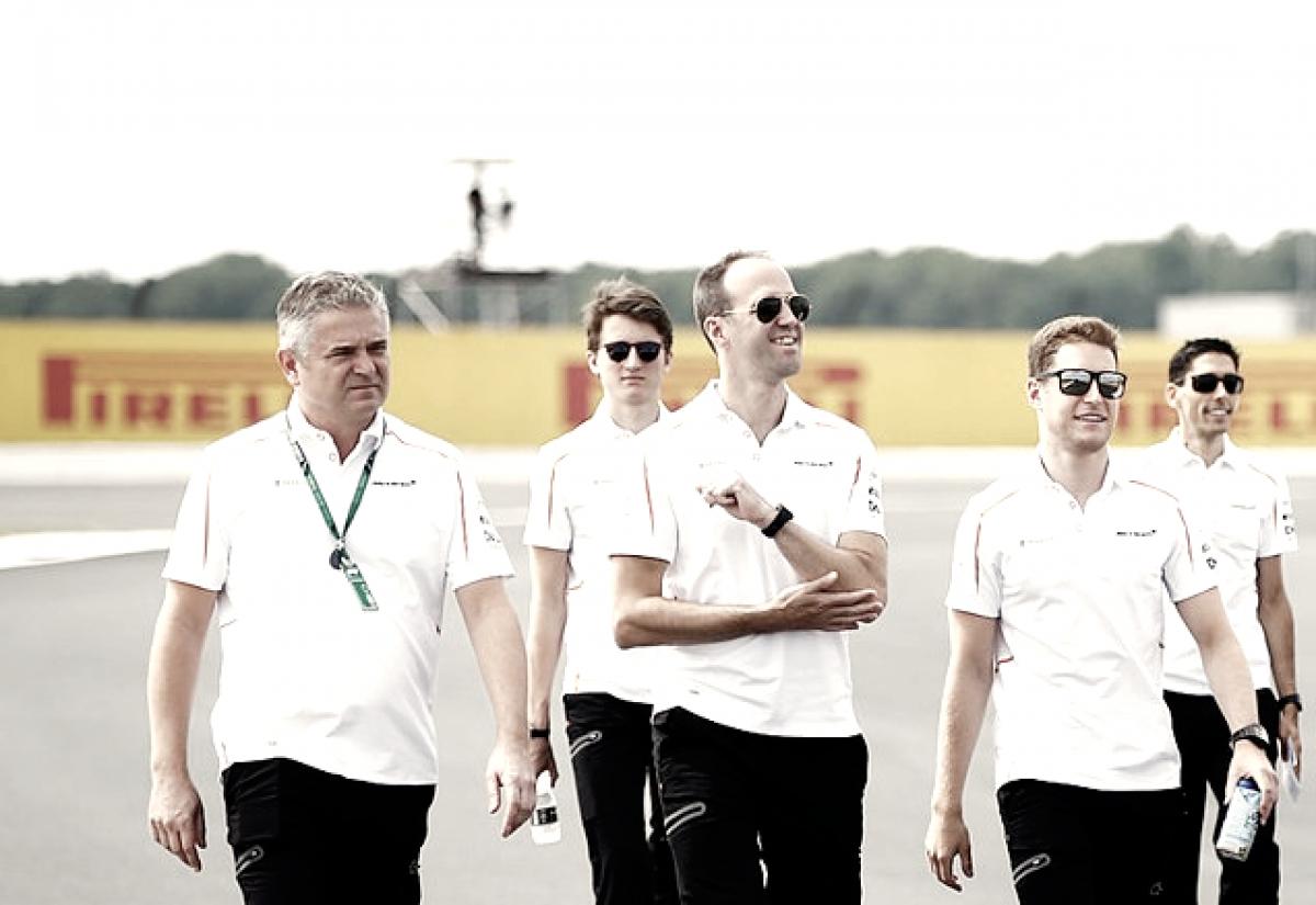 Gil de Ferrán cree que McLaren tiene potencial para dar un salto en la clasificación