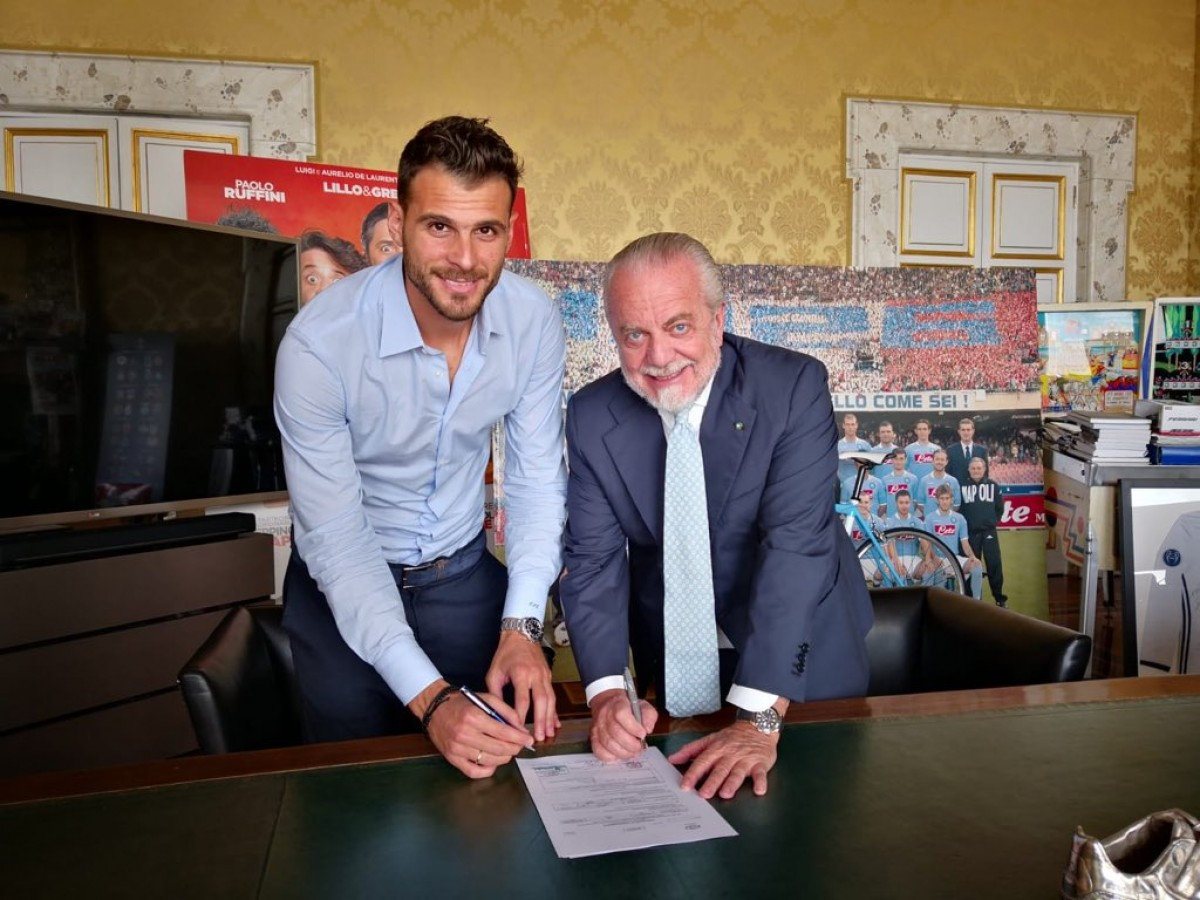 """Napoli, De Laurentiis: """"Ronaldo-Juventus? Una sceneggiata commerciale"""""""