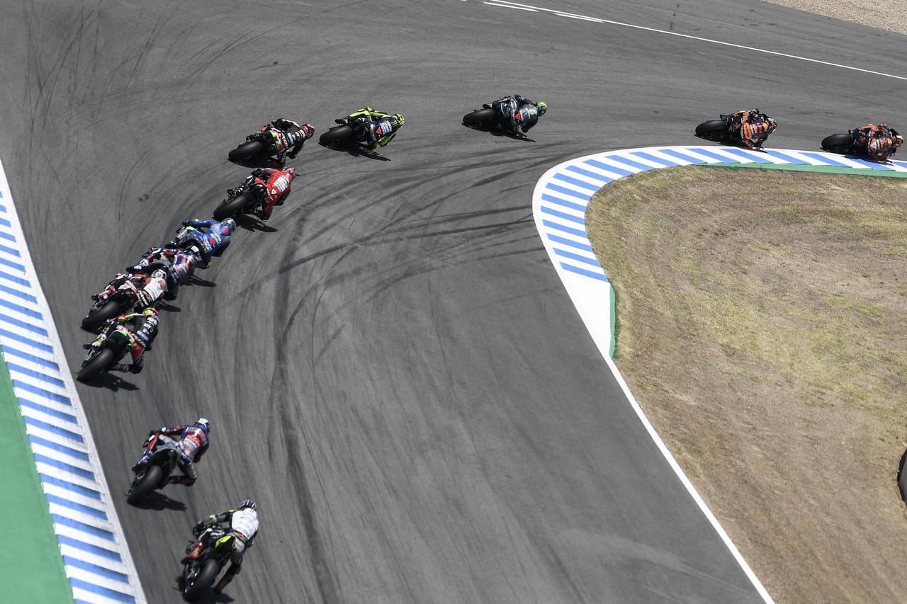 Clasificación GP de Andalucía 2020 de MotoGP EN VIVO y en directo online