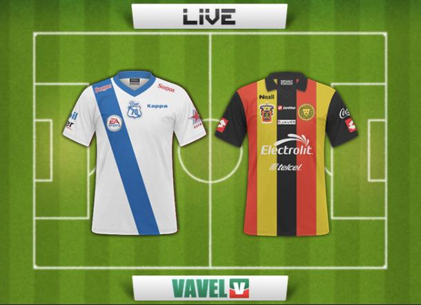 Resultado Puebla - Leones Negros en Liga MX (1-1)