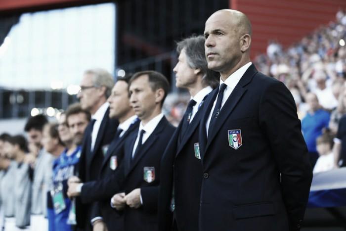 """Italia Under 21, Di Biagio: """"L'obiettivo contro la Germania è vincere"""""""
