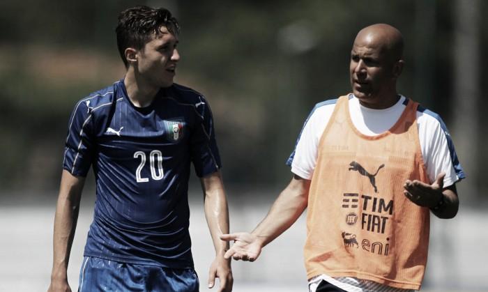 Ascoli Picchio, Favilli non sfigura nel ko dell'Italia Under 21 in Spagna