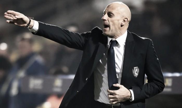 """Spezia, Di Carlo non molla: """"95 minuti per un'altra impresa"""""""