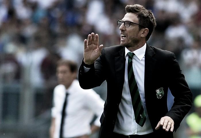 Inter, Squinzi parla ai suoi: