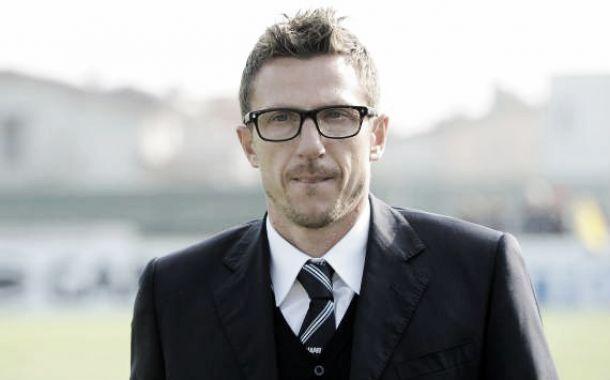 """Di Francesco a cuore aperto: """"Belotti è interessante, Berardi può ancora crescere"""""""