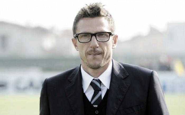 Sassuolo, Di Francesco spera di recuperare qualche infortunato durante la pausa