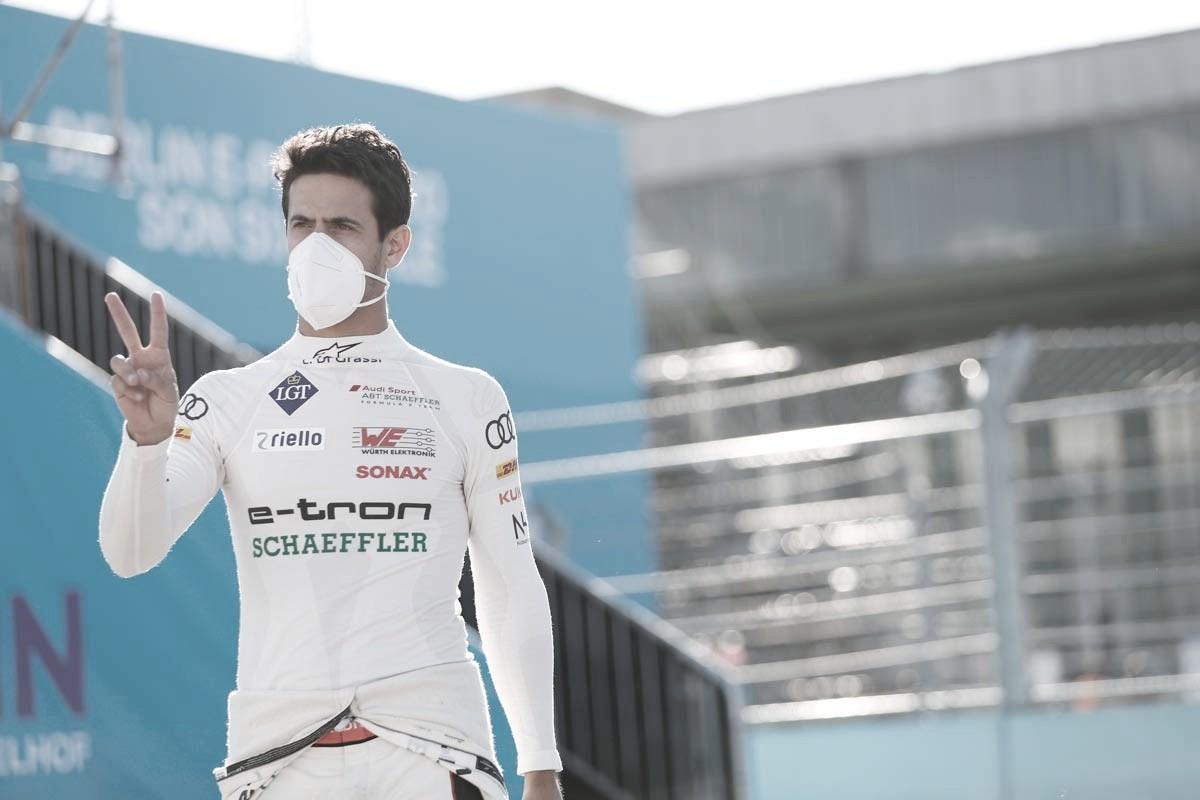 Após Top-10, Di Grassi espera por resultados melhores nas próximas etapas da Fórmula E