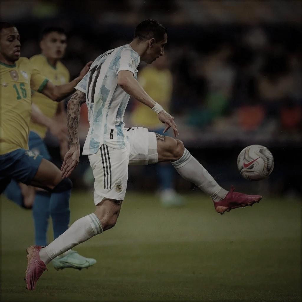 El jugador del partido según CONMEBOL
