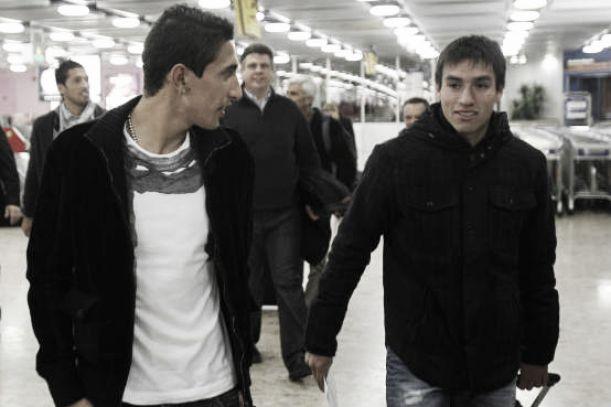 Manchester United, Gaitan se parte Di Maria