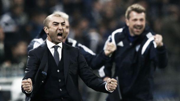 """Di Matteo: """"No estuvimos bien defensivamente, pero hemos logrado los tres puntos"""""""