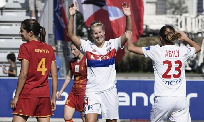 PSG tropeça na abertura da D1 Féminine; Lyon e Montpellier vencem de goleada