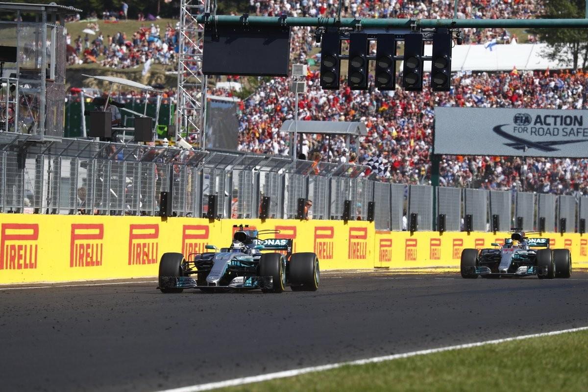 Formula 1 - La presentazione del Gran Premio d'Ungheria