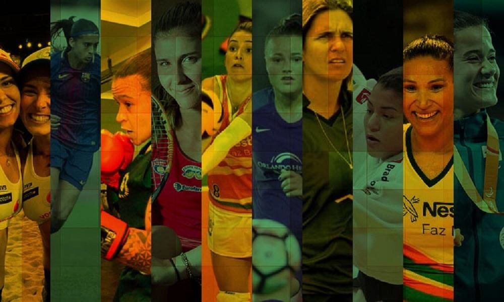A feminilidade no esporte: Na era moderna até os dias atuais