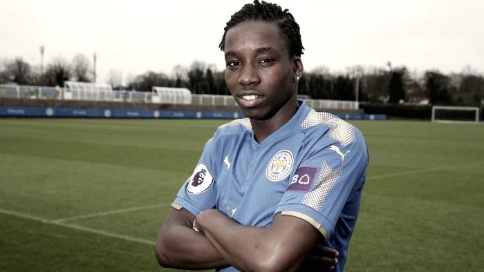 Leicester ficha a Fousseni Diabaté