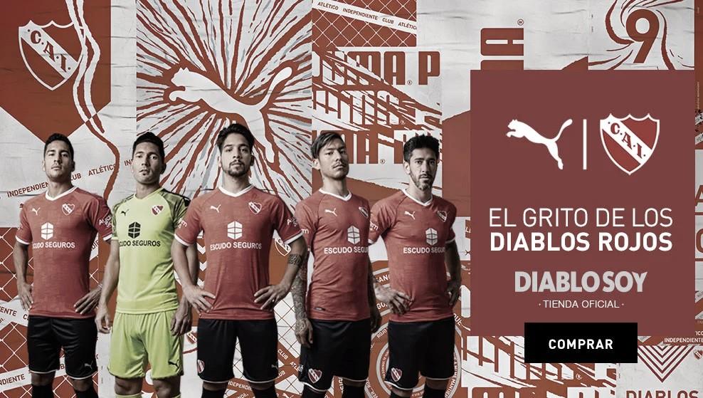 Independiente: grupo selecto de 24 juveniles se entrena en villa domínico