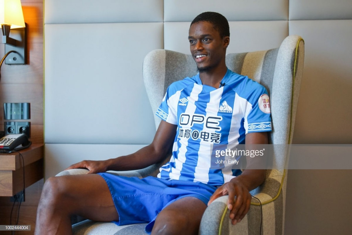 Huddersfield Town sign attacker Adama Diakhaby from AS Monaco