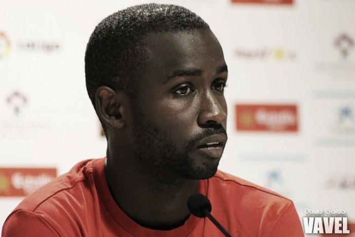 """Diamanka: """"Intentaré dar más que los que ahora juegan"""""""