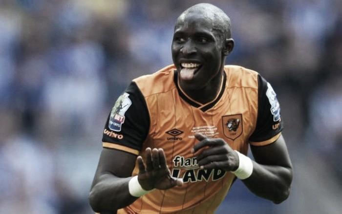 Mohamed Diame leaves Hull City for Newcastle United