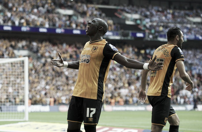 Hull City 1-0 Sheffield Wednesday: Diame's wonder-strike secures Premier League return