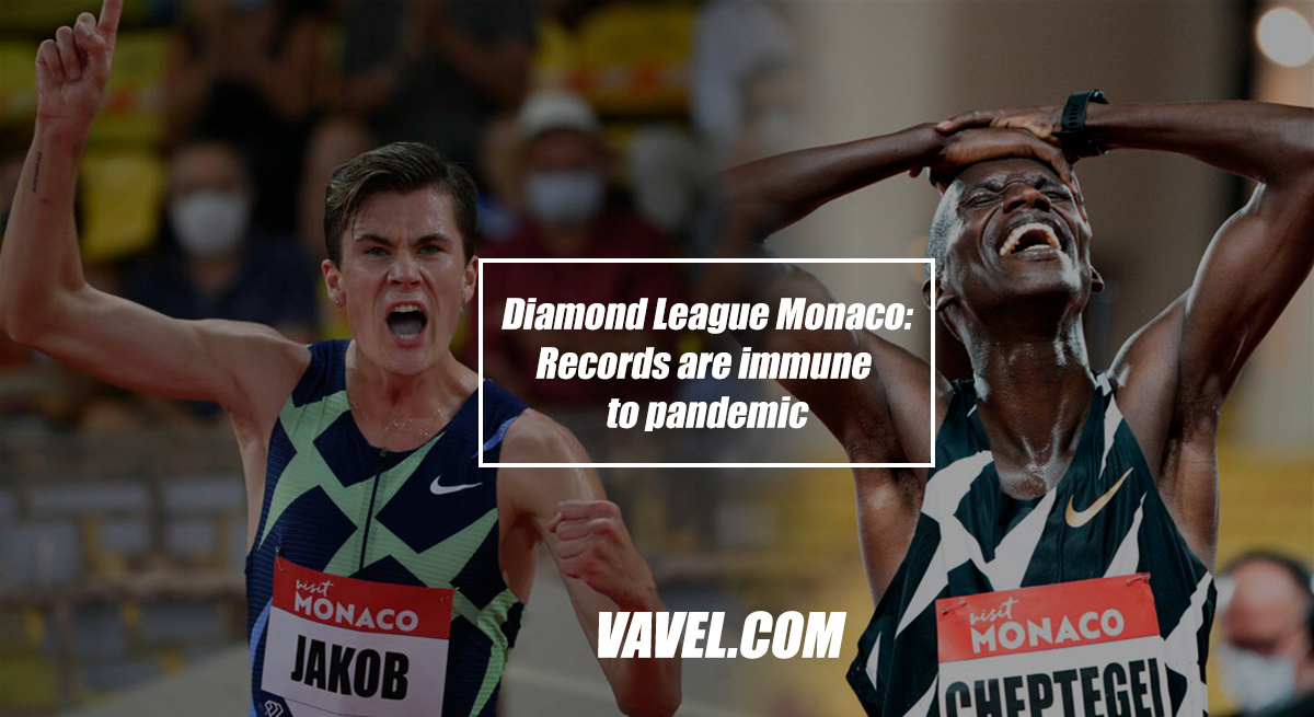 Diamond League Monaco: Records are immune to the pandemic