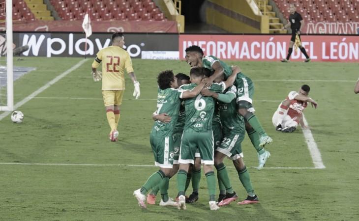 Santa Fe suma una nueva derrota en la liga ante Equidad