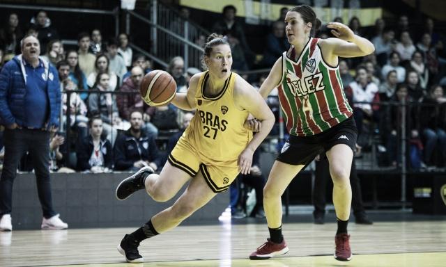 Liga Femenina: Vélez le ganó un partidazo a Obras y jugará la final