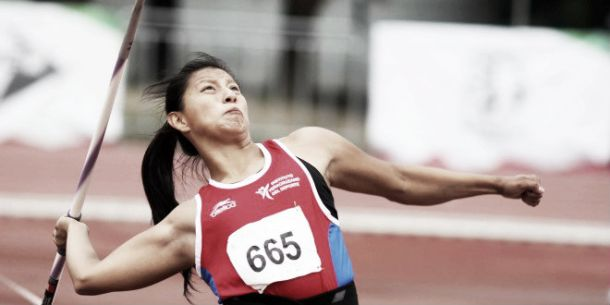 Diana Martínez destaca en el atletismo nacional