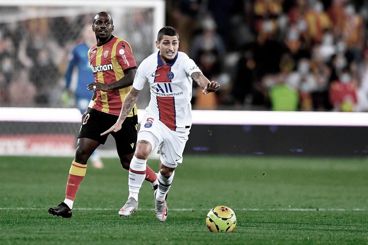 Gols e melhores momentos de PSG 2 x 1 Lens pelo Campeonato Francês