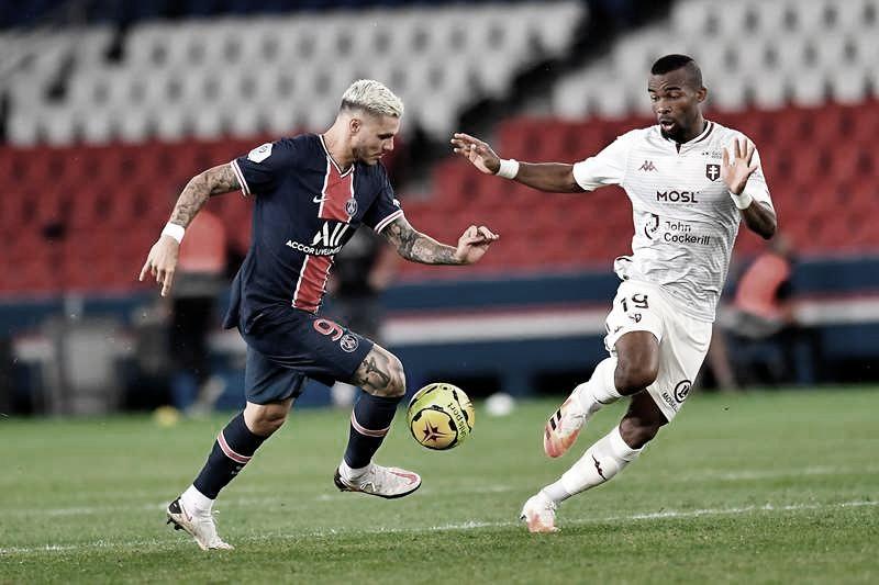 Gols e melhores momentos Metz x PSG pela Ligue 1 (1-3)