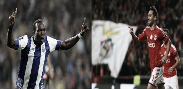 Porto x Benfica: Aboubakar - Jonas, perigos à solta