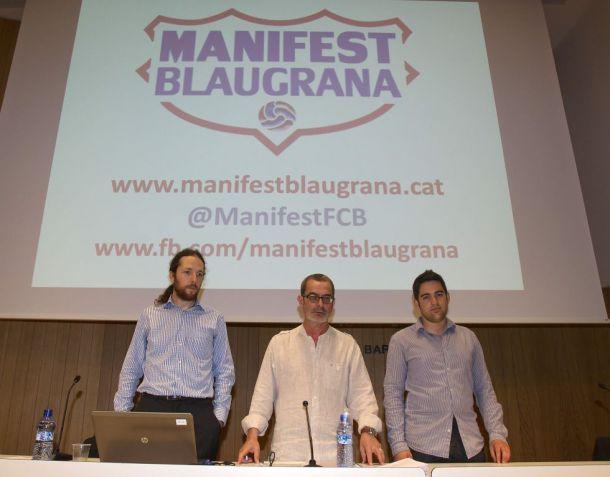 """Entrevista. Manifest Blaugrana: """"Somos socios que queremos conocer la verdad"""""""
