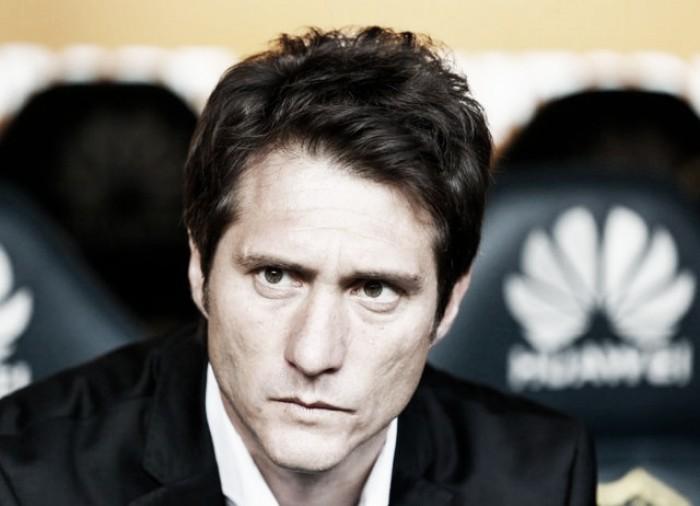 Guillermo planifica el partido contra Quilmes