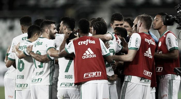 Após terceira vitória seguida, Cuca exalta dificuldades contra Botafogo