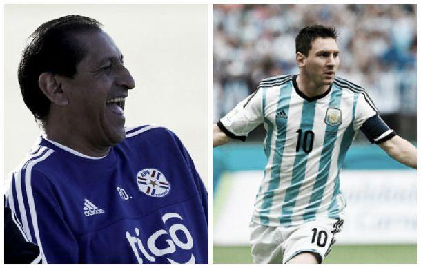 """Ramón Díaz: """"Sabemos lo desequilibrante que puede ser Messi"""""""