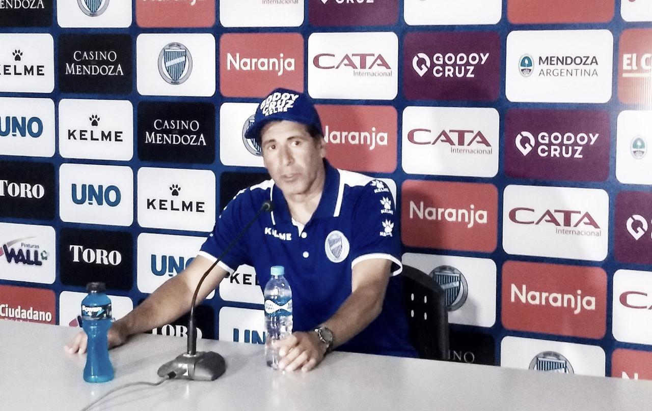 Marcelo Gómez: ''Haber ganado era lo necesario''