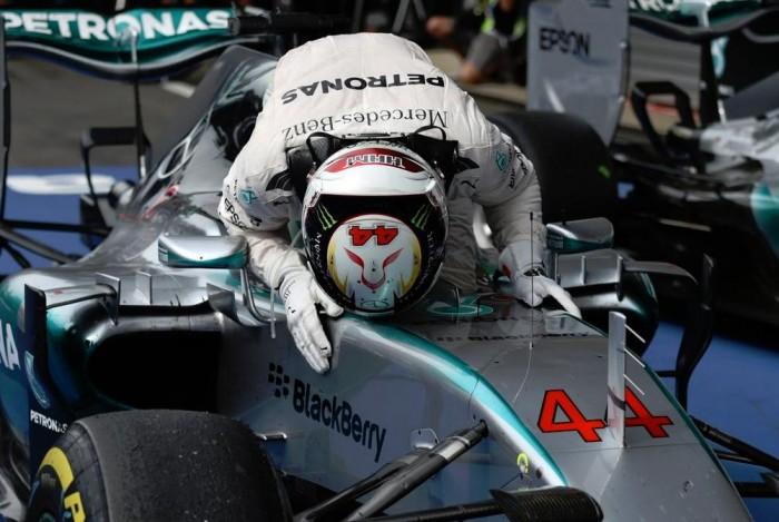 Mercedes supera los crash-test y obtiene el 'ok' para correr