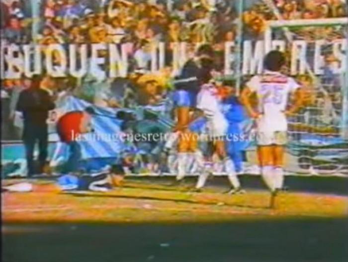 Historial contra equipos brasileños