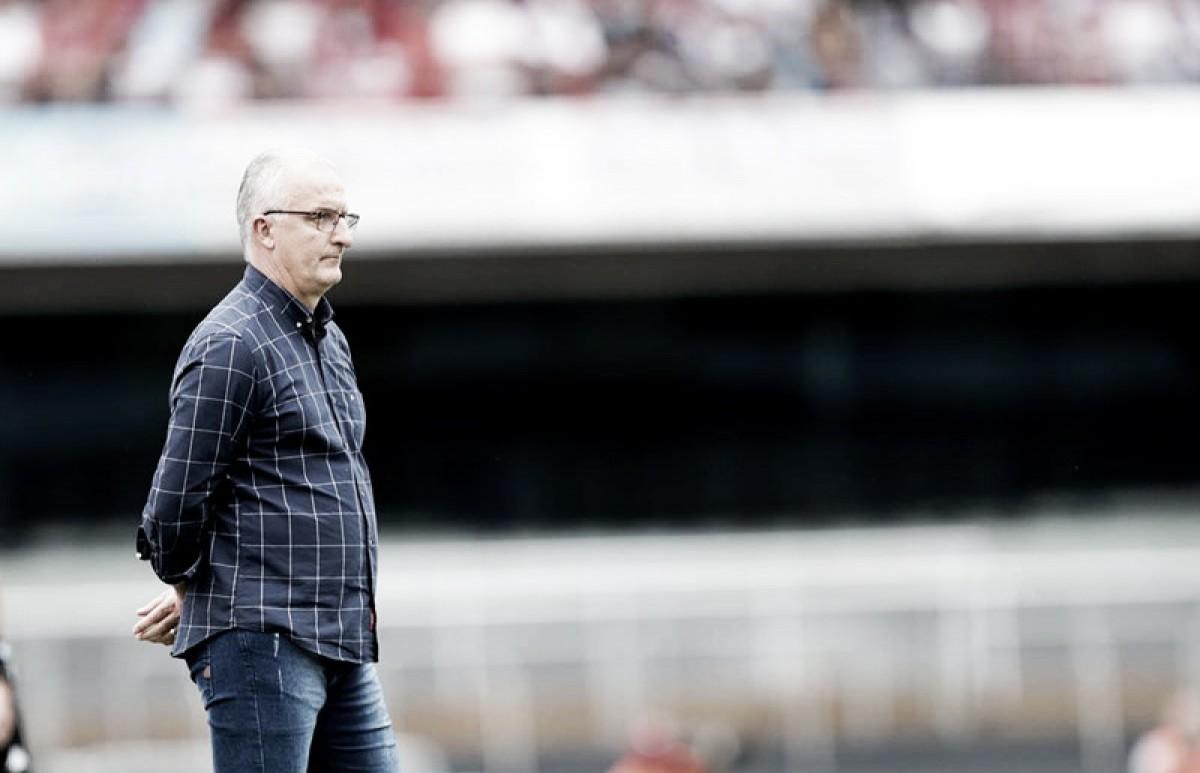 Dorival considera resultado injusto e enxerga São Paulo em bom caminho
