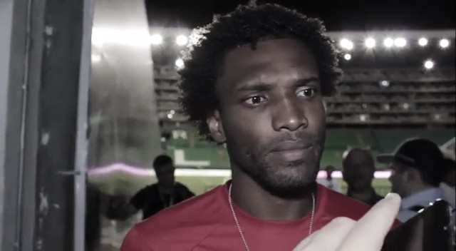 """Didier Moreno: """"Fue un buen partido y estamos tranquilos con el rendimiento"""""""